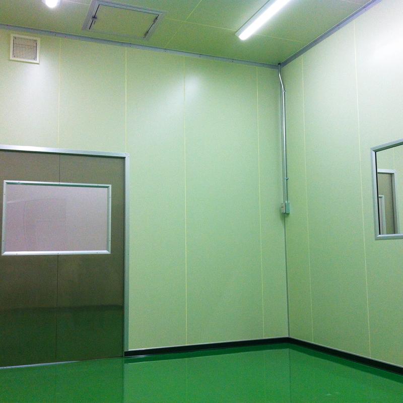 製造室個室化