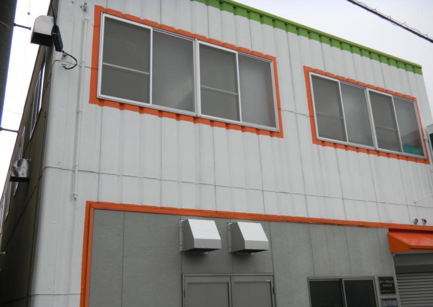 静パック東新田第二工場